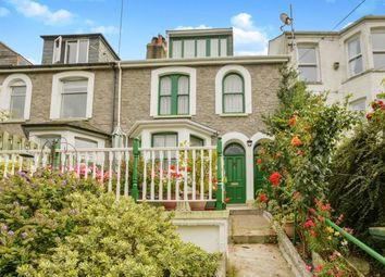 Thumbnail 4 bed terraced house for sale in West Looe, Cornwall