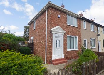 Thumbnail 2 bed terraced house for sale in Brignall Road, Stockton-On-Tees
