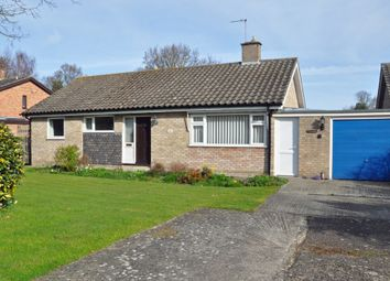 Thumbnail 3 bed detached bungalow for sale in White Horse Road, East Bergholt, Colchester