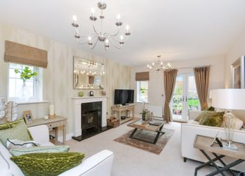 Thumbnail 5 bedroom detached house for sale in The Bramblings, Nork Way, Banstead