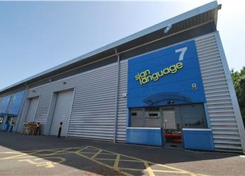 Thumbnail Light industrial for sale in De Havilland Way, Witney, Oxfordshire