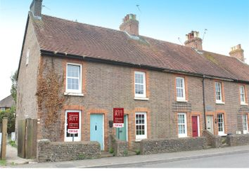 Thumbnail 1 bed end terrace house for sale in Burndell Road, Yapton, Arundel
