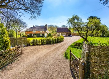 Thumbnail 4 bed detached house for sale in Coldharbour Road, Chiddingstone Hoath, Edenbridge