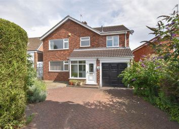 Thumbnail 4 bed detached house for sale in Sedgley Road, Tollerton, Nottingham
