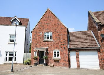 Thumbnail 3 bed link-detached house for sale in Station Gate, Burwell