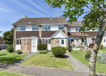 Thumbnail 3 bed terraced house for sale in St. Leodegars Way, Hunston, Chichester