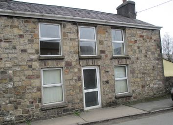 Thumbnail 2 bed terraced house for sale in Gorof Road, Lower Cwmtwrch, Swansea.