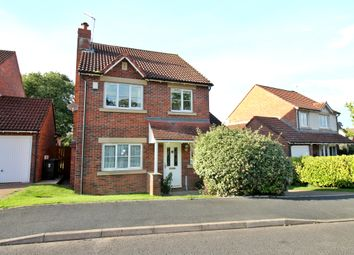 Thumbnail 4 bed detached house for sale in Whitfell Avenue, Carlisle
