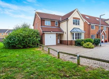 Thumbnail 4 bed detached house for sale in Farriers Gate, Chatteris