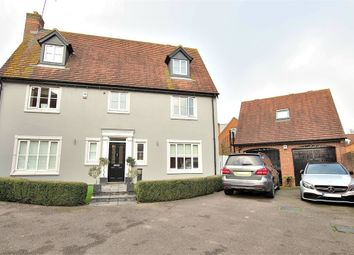 Thumbnail 7 bed detached house for sale in Flitch Green, Dunmow, Essex