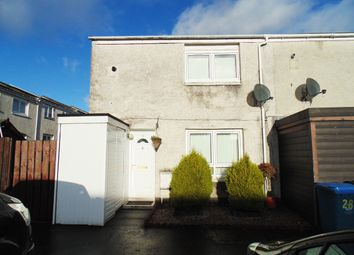Thumbnail 2 bed end terrace house for sale in Carson Road, Balloch