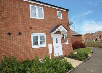 Thumbnail 3 bed semi-detached house for sale in Cambrian Lane, Corby