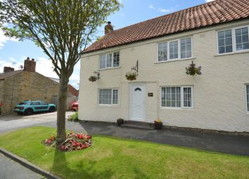 Thumbnail 3 bed cottage for sale in North Lane, Cayton, Scarborough