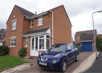 Thumbnail 3 bed detached house to rent in Foxtail Way, Cannock