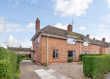 Thumbnail 3 bed semi-detached house for sale in Wood Road, Alford