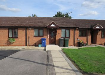 Thumbnail 2 bed terraced bungalow for sale in St Georges Road, Thorne, Doncaster