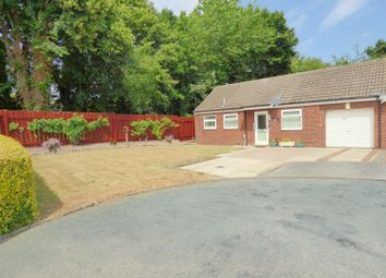 Thumbnail 2 bed bungalow for sale in Canterbury Close, Beverley, East Yorkshire