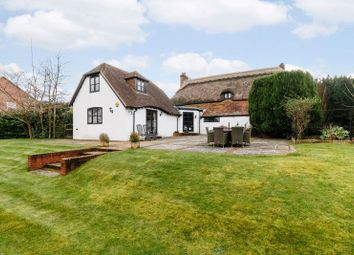 Thumbnail 4 bed detached house for sale in Manor View, Brimpton Road, Brimpton, Reading