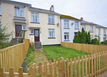 Thumbnail 3 bedroom terraced house for sale in Wellington Place, Wadebridge, Cornwall