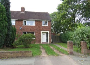 Thumbnail 3 bed semi-detached house for sale in Griffiths Drive, Ashmore Park Wednesfield, Wolverhampton