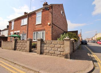 Thumbnail 3 bedroom terraced house for sale in Tan Lane, Caister-On-Sea, Great Yarmouth