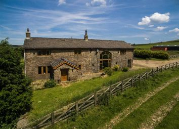 Thumbnail 4 bed detached house for sale in Coal Pit Lane, Rossendale