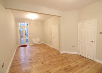 Thumbnail 3 bed terraced house to rent in Gibbins Road, London