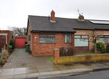 Thumbnail 2 bed semi-detached bungalow for sale in Elton Road, Billingham