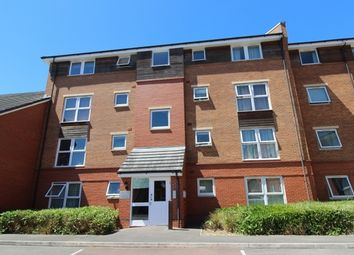 Thumbnail 2 bed flat for sale in Yersin Court, Swindon, London
