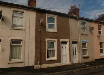 Thumbnail 2 bed terraced house for sale in Parkeston Road, Parkeston, Harwich