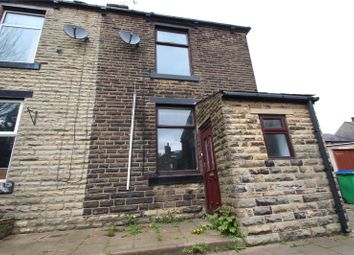 Thumbnail 2 bed end terrace house to rent in William Street, Littleborough