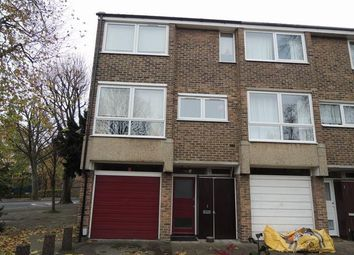 Thumbnail 4 bed town house to rent in Deena Close, West Acton, London