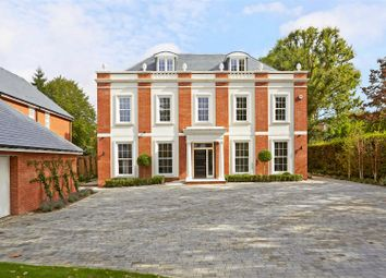 Thumbnail 6 bed detached house for sale in Warren Drive, Kingswood, Tadworth