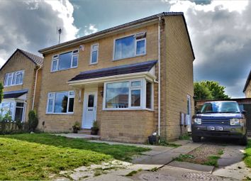 Thumbnail 3 bedroom detached house for sale in Hill Brow Close, Bradford