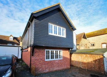 Thumbnail 1 bed flat to rent in Swan Street, West Malling
