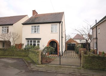 Thumbnail 3 bed detached house for sale in Highfield Avenue, Newbold, Chesterfield