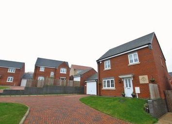 Thumbnail 3 bed detached house for sale in Stanage Road, Sileby, Loughborough