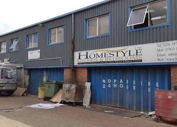 Thumbnail Light industrial to let in Unit B2-B3 & First Floor B8, Chadwell Heath Industrial Park, Kemp Road, Dagenham, Essex