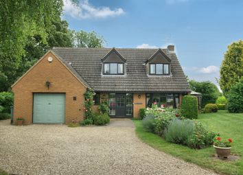 Thumbnail 3 bed detached house for sale in Chestnut Close, Uppingham, Oakham