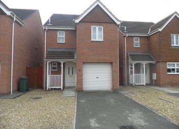 Thumbnail 3 bed detached house to rent in Campbell Way, March