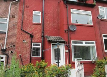 Thumbnail 3 bed terraced house for sale in Norman Row, Kirkstall, Leeds
