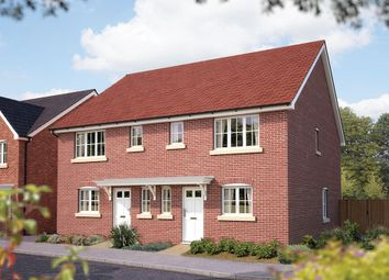 "Thumbnail 2 bed semi-detached house for sale in ""The Southwold"" at King Street Lane, Winnersh, Wokingham"
