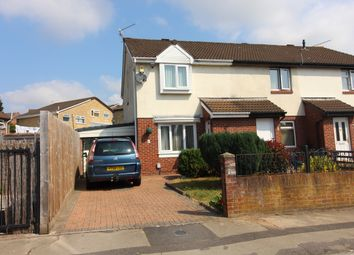 Thumbnail 3 bed terraced house for sale in Carew Close, Barry