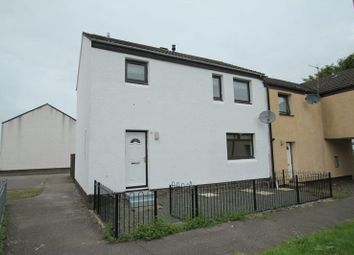Thumbnail 3 bed terraced house to rent in Arran Court, Alloa
