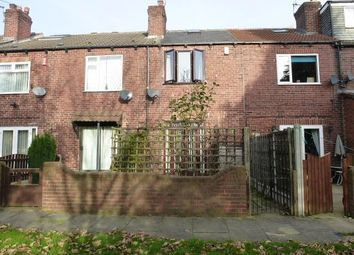 Thumbnail 2 bed terraced house to rent in South View, Featherstone, Pontefract