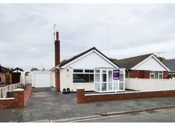 Thumbnail 2 bed bungalow for sale in Fairview Avenue, Weston, Crewe