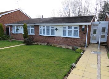 Thumbnail 2 bed semi-detached bungalow for sale in Clover Drive, Quinton, Birmingham