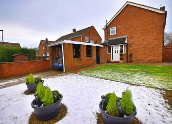 Thumbnail 3 bed detached house for sale in Angram Walk, Chapel House, Newcastle Upon Tyne