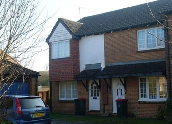 Thumbnail 2 bed terraced house to rent in Stirling Close, Maidenbower, Crawley