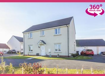 Thumbnail 4 bed detached house for sale in Bessemer Drive, Newport